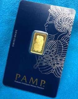 Pure Gold, Pure Gold, 2.5g ❤️❤️🧡🧡💚💚💙💙