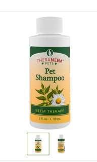 FREE SAMPLE Cat Shampoo*