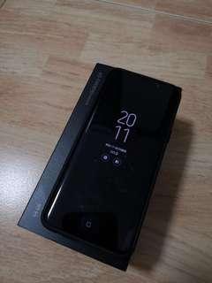 Samsung S9 Midnight Black 64GB