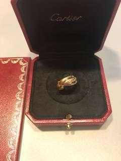$5500 Cartier Trinity ring