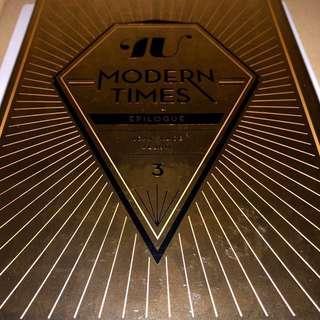 IU Modern Times - Epilogue