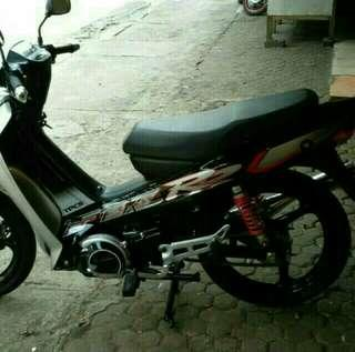 Yamaha F 1ZR Full Clutch 2002..Full Ori