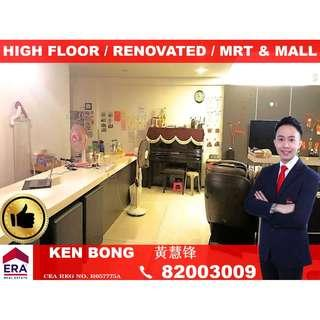 358 Woodlands Ave 5 - HDB Executive Apartment For Sale