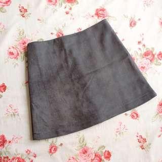 Highwaist Plaid Skirt