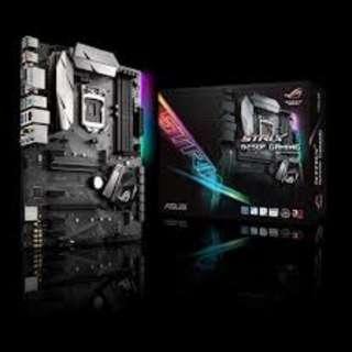 Asus B250F Gaming!