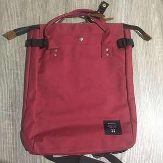 Anello Tote Square Backpack