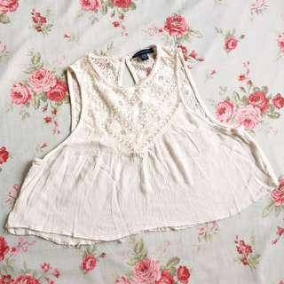 American Eagle Outfitters Sleeveless