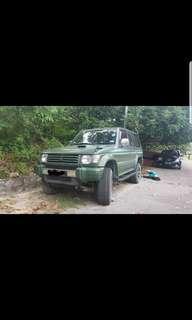 Pajero 1994 2.8 diesel