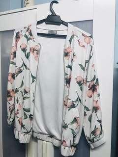 Zalia Floral Jacket