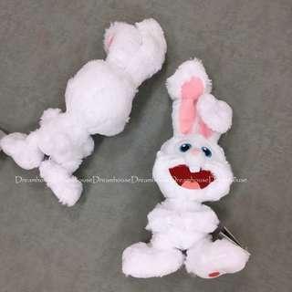 東京迪士尼 皮克斯 pixar 魔術師與兔子 亞歷克 兔子 玩偶 娃娃