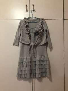 Gingersnaps party dress size 10