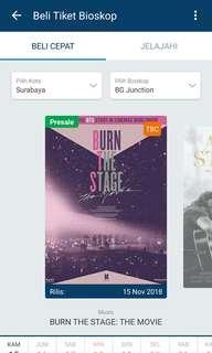 Jual tiket nonton BTS korea