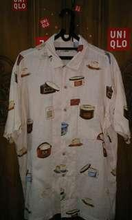 Papas island shirt