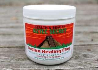 ALL IN @ P500 Aztec Secret Healing Mask with Mask Bowl Face Care Tool Set and The Face Shop Aloe Vera