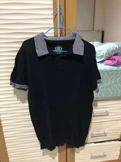 Kitschen Polo Black