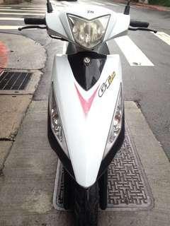 2012年 三陽 GT 125 入庫