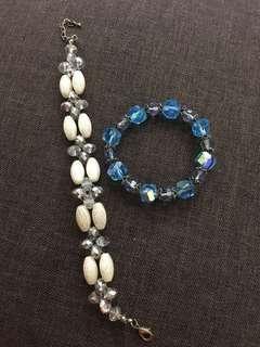 17.) 2 pcs bracelet