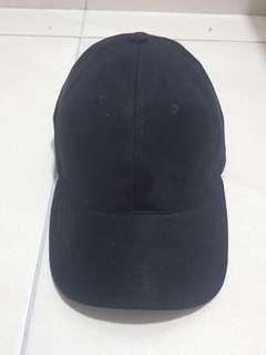 Black Empty Cap