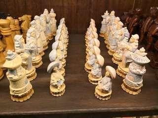 English Chess set