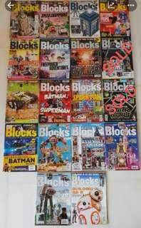 Blocks Magazines