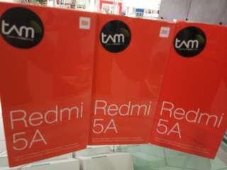 Xiaomi redmi 5A Ram 2GB/16GB Garansi resmi Tam