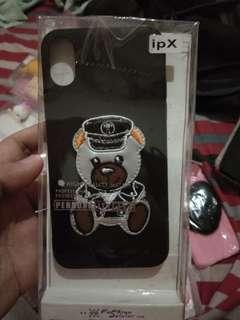 Case Iphone X Boneka Rajut