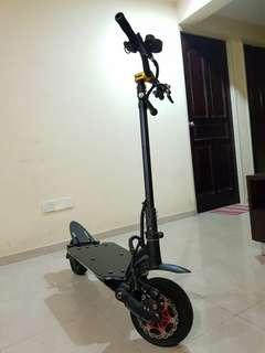 Dualtron MX 52v 24Ah with FSM high speed motor