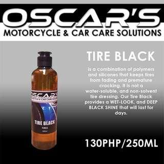 Car Care Products Tire Black