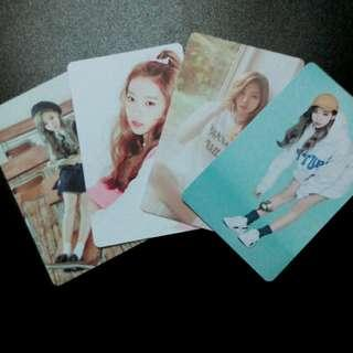 WJSN'S YEOREUM UNOFFICIAL PHOTOCARDS