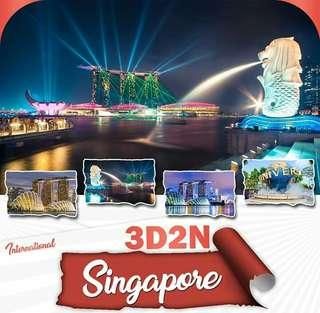 3D2N SINGAPORE ALL IN PACKAGE