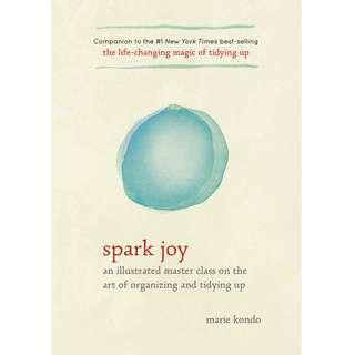 Spark Joy by Marie Kondo (EBook Self-Help)