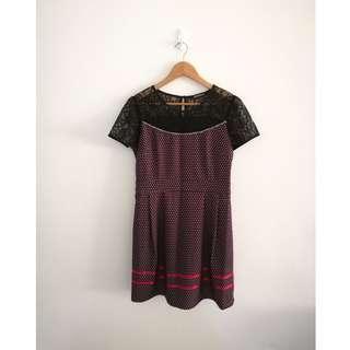 A18 -Large Size Dress