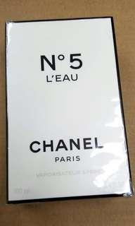 Chanel No 5 Eau de toilette spray 50ml