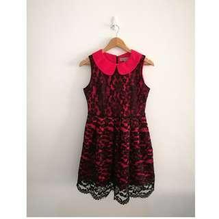 A19 -Fashion Lace Dress