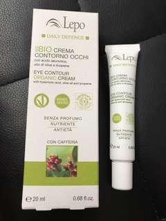 Lepo eye contour organic cream 20ml