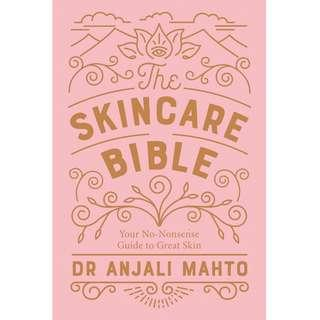 Skincare Bible by Dr. Anjali Mahto (EBook Beauty Care)