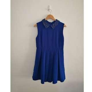 A20 -Blue Dress