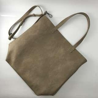 American Eagle Outfitters studded tote