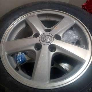 Velg oem accord 2005