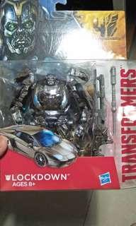 Hasbro Lockdown MINT transformers age of extinction