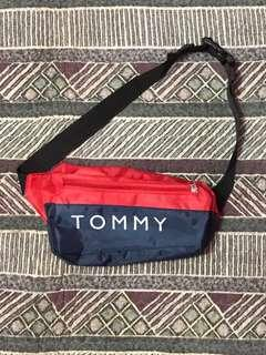Waist bag tommy hilfiger two tone