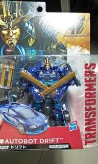 AD23 takara tomy drift MINT transformers age of extinction