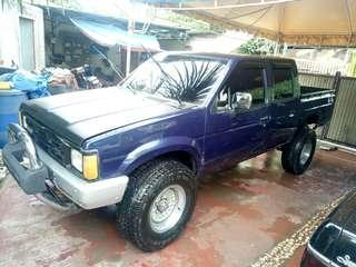 For sale/swap SUV/offer lang nissan 4x4 diesel