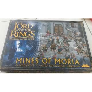 The Lord of the Rings Strategy Game (Collectible)