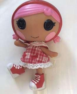 Lalaloopsy little red