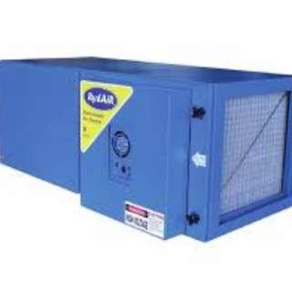 Rydair Rydair Industrial Electrostatic Air Cleaner/Purifier RB2400