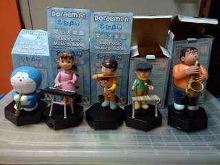 多啦A夢開心大樂團 叮噹 Doraemon Electronic musical band