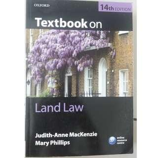 Land Law by MacKenzie and Phillips