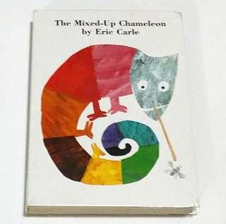 Eric Carle The Mixed-up Chameleon Board Book