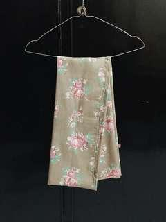 Floral Pashmina by Femme Outfit